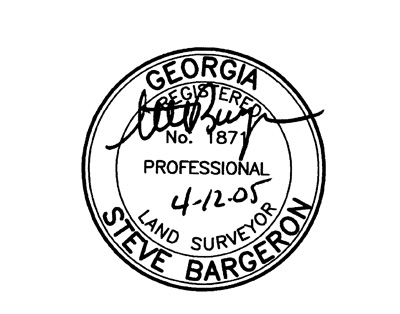 Surveyor's Seal
